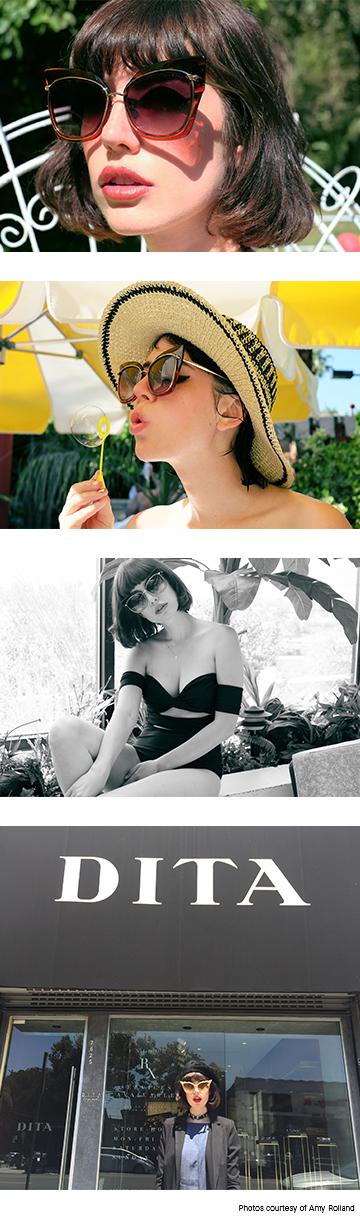 DITA, Dita Eyewear, Amy Roiland, A Fashion Nerd, Eyewear, Sunglasses, Fashion, Fashion Blogger, Eyewear blogger